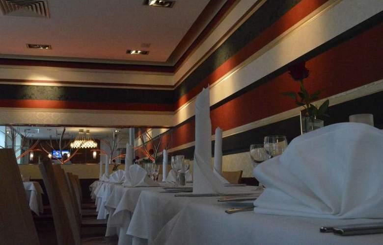 Best Western Hotel Hansa - Restaurant - 16