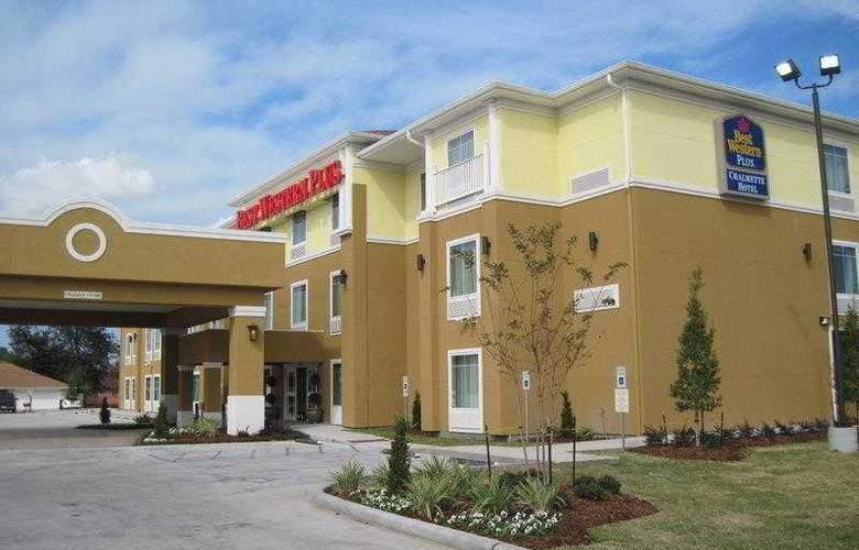 Best Western Plus Chalmette Hotel - Hotel - 0
