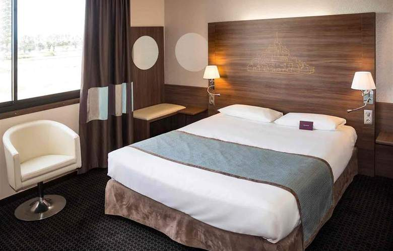 Mercure Mont Saint Michel - Room - 52