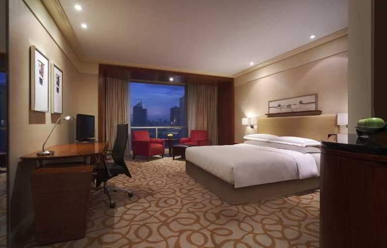 Hyatt Hotel and Casino Manila - Room - 4