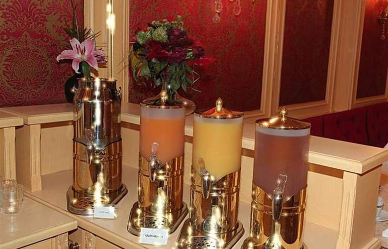 Best Western Premier Royal Palace - Restaurant - 44