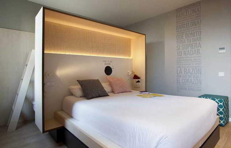 Toc Hostel Barcelona - Room - 7
