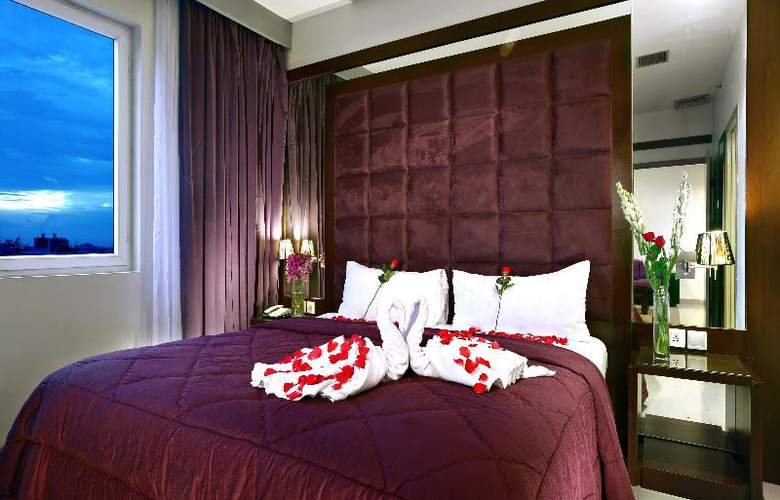 Aston Cengkareng Hotel - Room - 10
