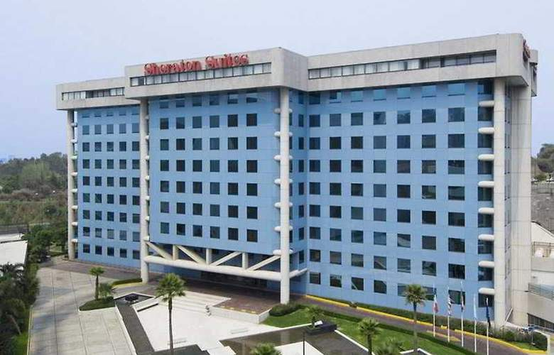Sheraton Suites Santa Fe - Hotel - 0