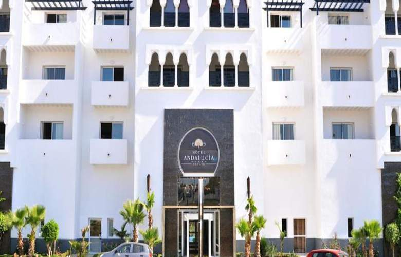 Golden Tulip Andalucia Golf Tangier - Hotel - 4