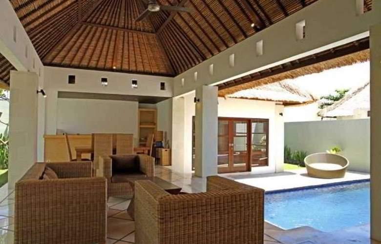 B Villa + Pool - Terrace - 4