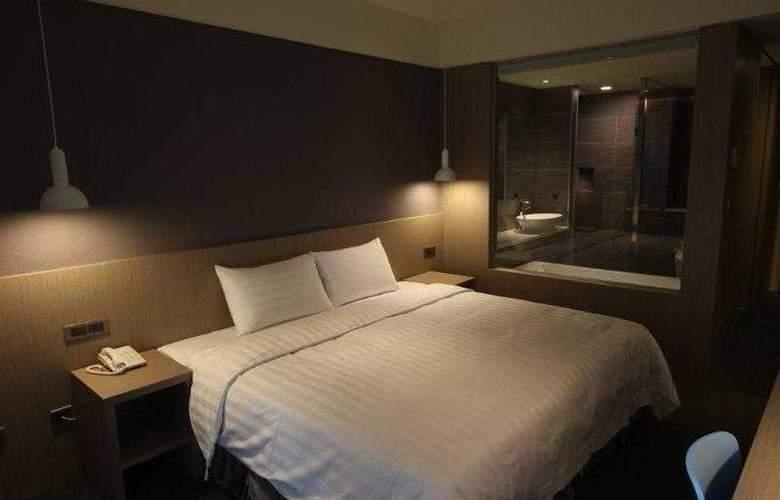 Chaiin Hotel - Dongmen - Room - 16