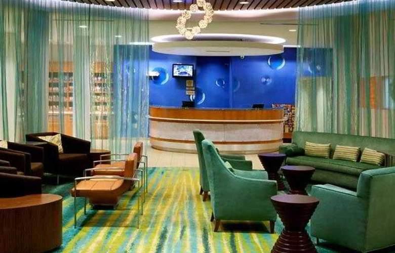 SpringHill Suites Macon - Hotel - 10