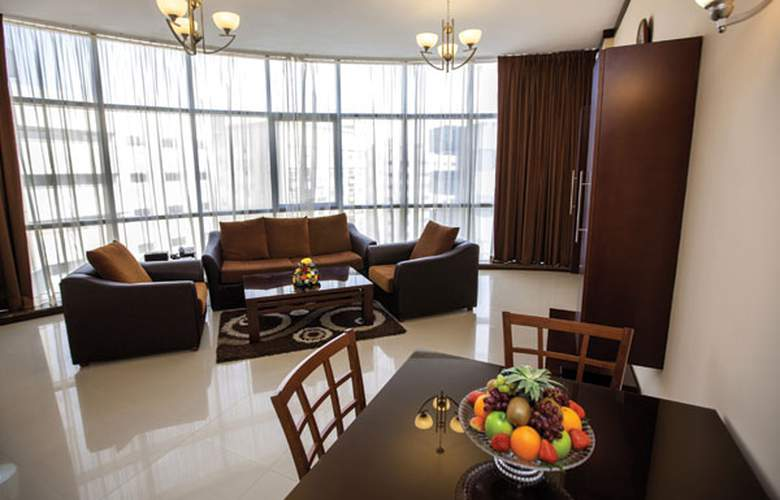 Xclusive Maples Hotel Apartments - Room - 8