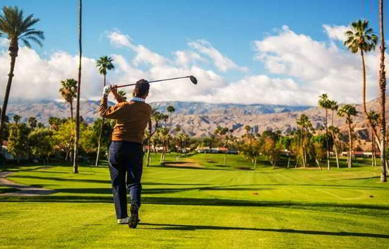 Rancho Las Palmas Resort & Spa - Sport - 12