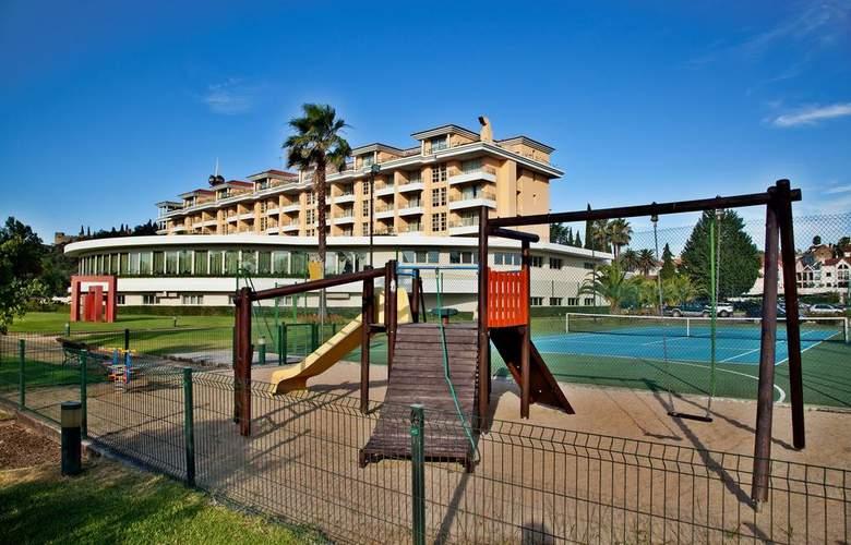 Hotel dos Templarios - Services - 5