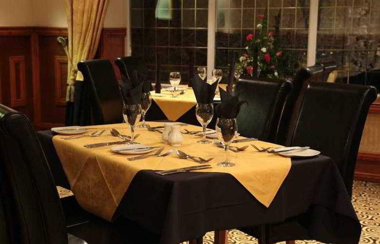 Maes Manor Country Hotel - Restaurant - 8