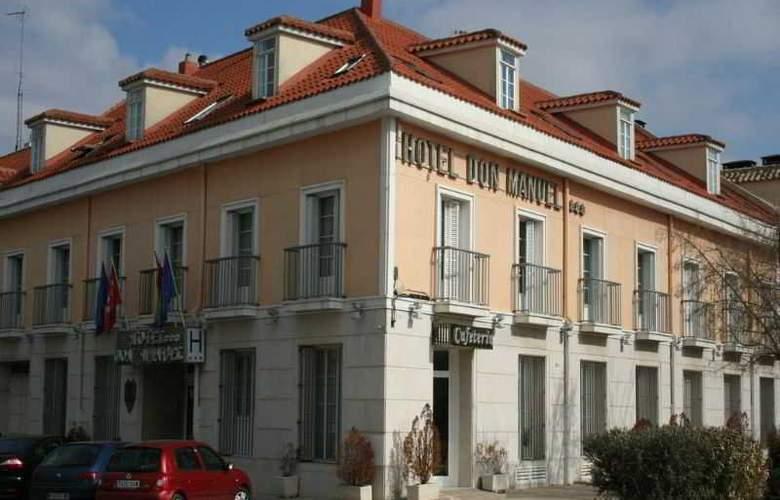 Don Manuel - Hotel - 1