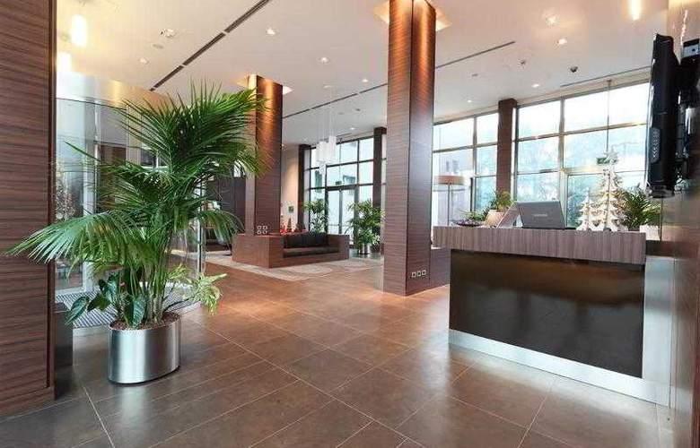 Best Western Premier Hotel Monza e Brianza Palace - Hotel - 62