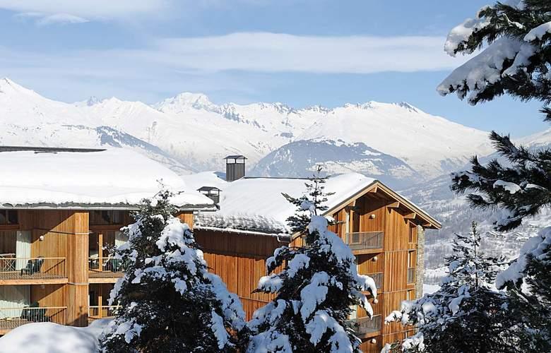 Lagrange Prestige Les 3 Glaciers - Hotel - 7