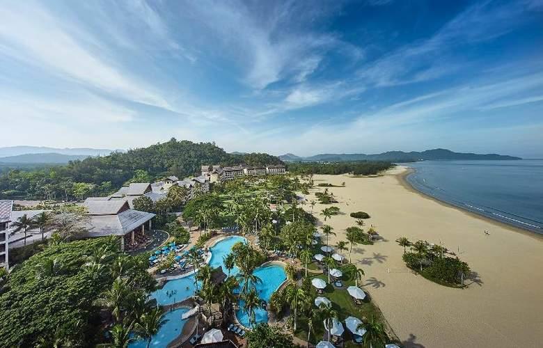 Shangri-La's Rasa Ria Resort - Hotel - 11