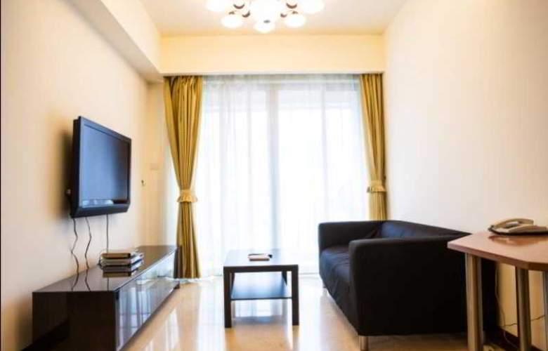 Yopark Serviced Apartment Jingan Four Season - Room - 11
