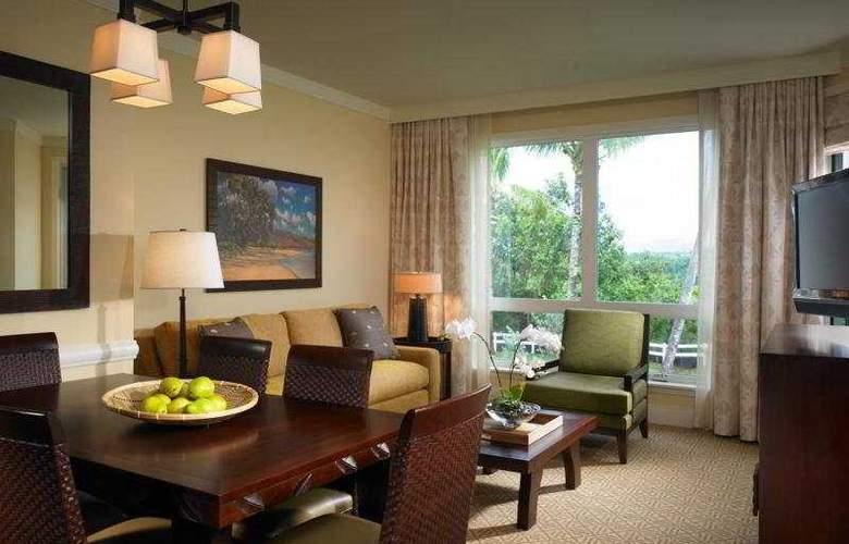 Westin Princeville Ocean Resort Villas - Room - 4