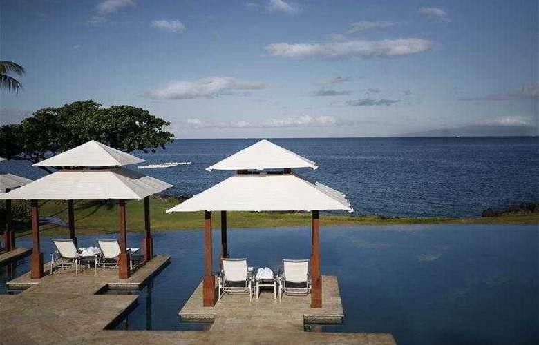 Wailea Beach Marriott Resort & Spa - Terrace - 7