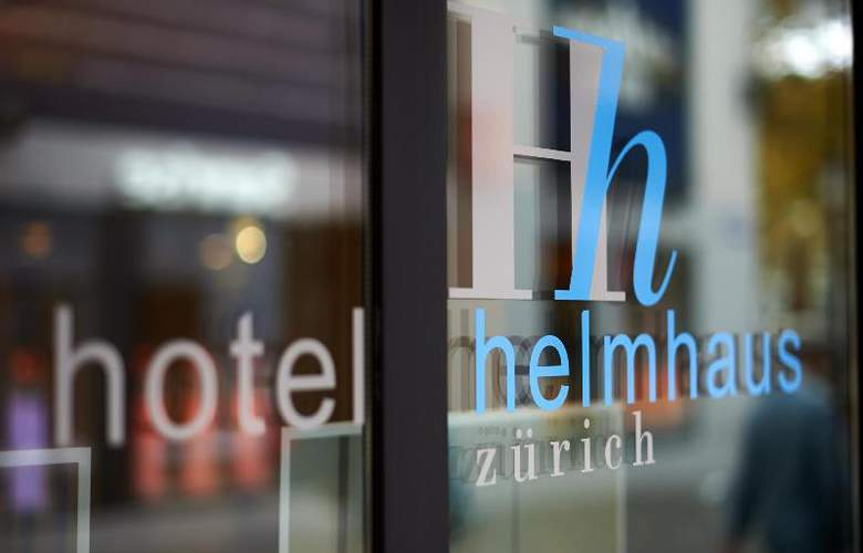 Helmhaus Swiss Quality Hotel - Hotel - 10