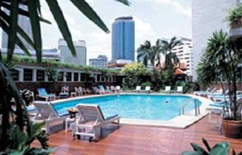 Montien Hotel Bangkok - Pool - 3