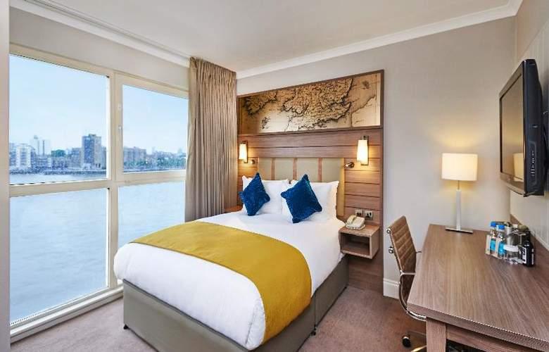 Hilton London Docklands Riverside - Room - 23