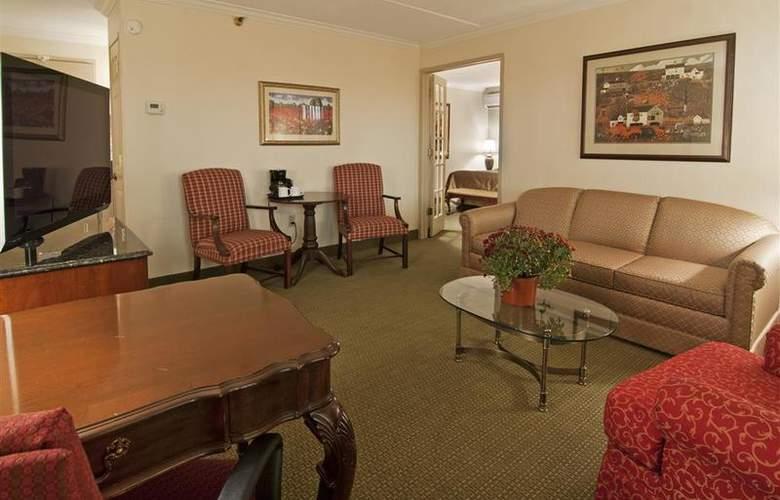 Best Western Plus White Bear Country Inn - Room - 81