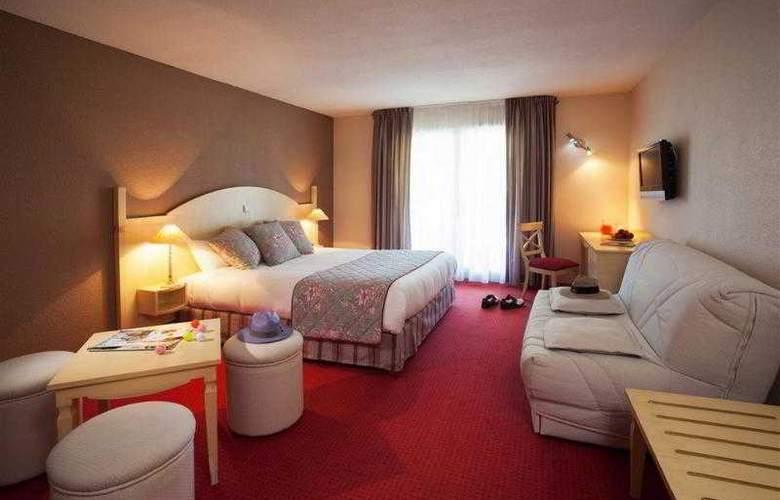 Best Western Hotel Golf D'Albon - Hotel - 12