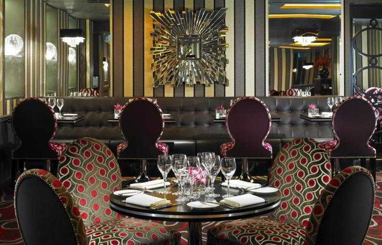 Flemings Hotel, Mayfair - Restaurant - 11