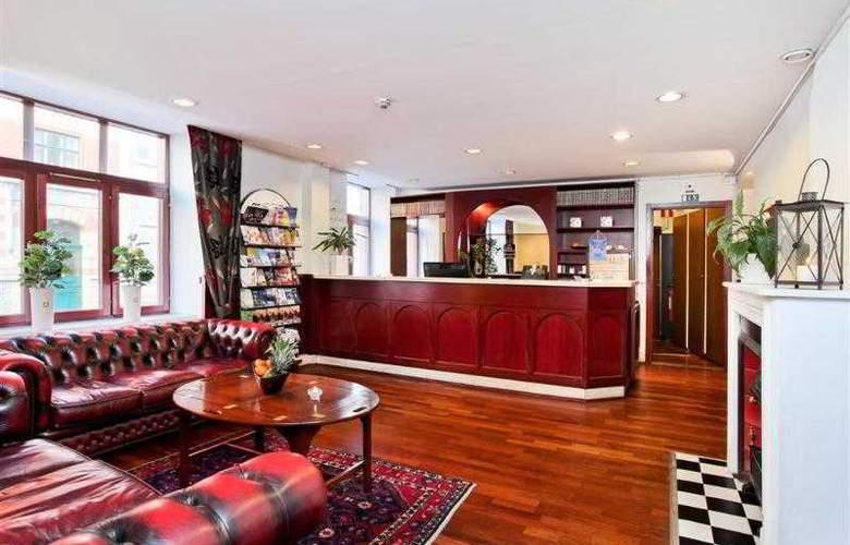 BEST WESTERN Tidbloms Hotel - Hotel - 15