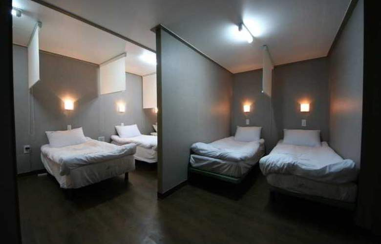Maru Guesthouse Myeongdong - Room - 12