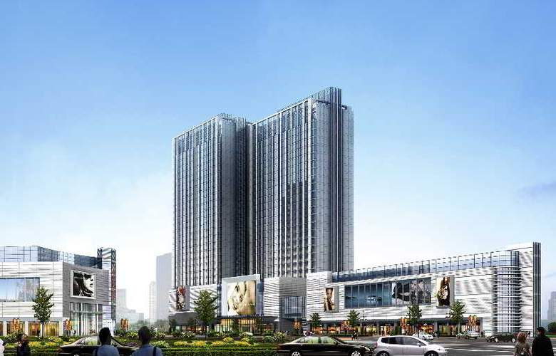 Baihe International Apartment Kecun Hopson Square - Hotel - 0