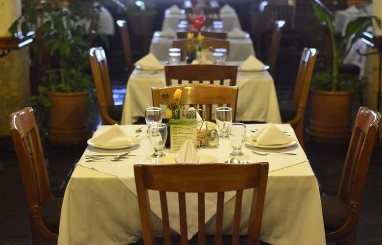 Best Western Posada Del Rio - Restaurant - 11