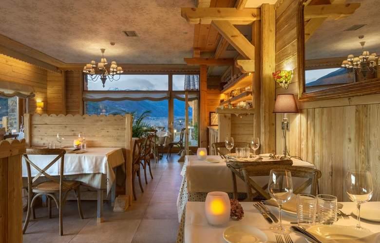 Viñas de Larrede - Restaurant - 14