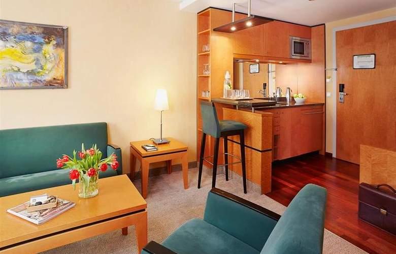 Best Western Premier Airporthotel Fontane Berlin - Room - 42