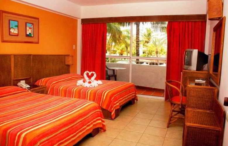 Hotel Le Flamboyant - Room - 3