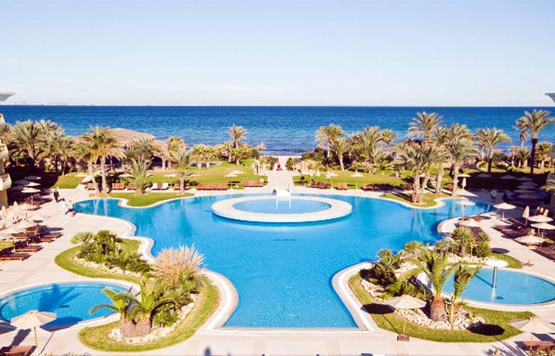 Royal Thalassa Monastir - Hotel - 7