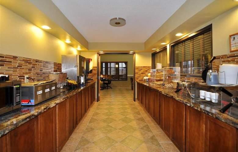 Best Western Alexandria Inn - Restaurant - 60