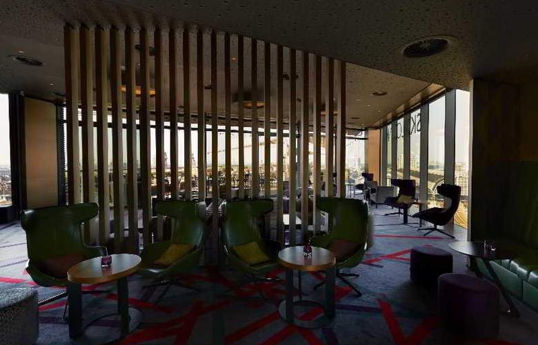 DoubleTree by Hilton Amsterdam Centraal Station - Bar - 26