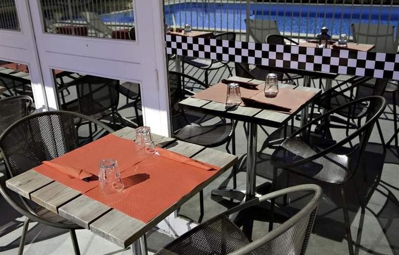 Best Western Bordeaux Aeroport - Restaurant - 76