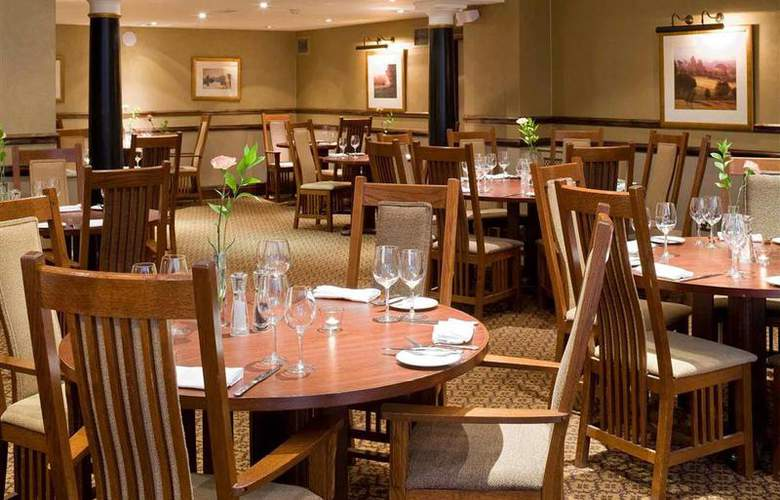 Dunkenhalgh Hotel & Spa Blackburn - Restaurant - 75