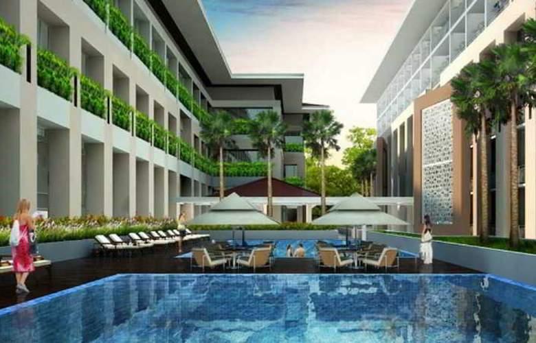 Eastparc Yogyakarta - Pool - 10