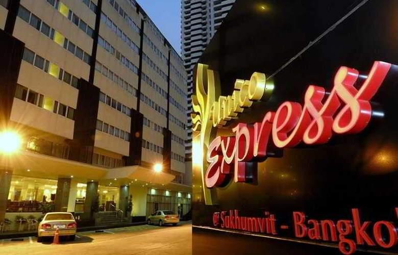 Unico Express@Sukhumvit (Formerly Unico Leela Inn) - Hotel - 0