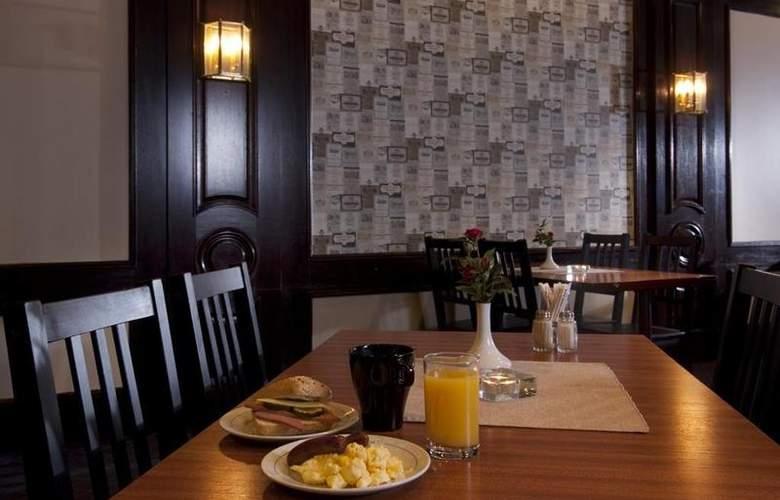 BEST WESTERN Nya Star Hotel - Restaurant - 19