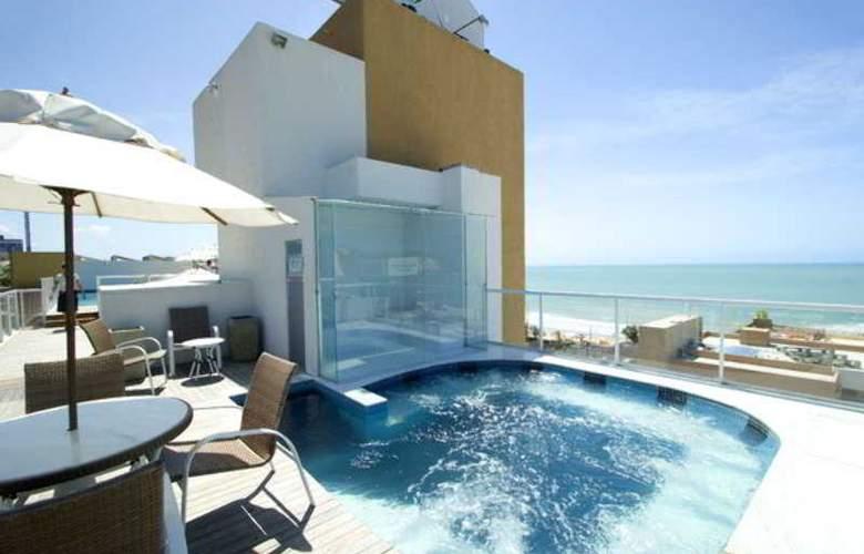 Vip Praia Hotel - Hotel - 8