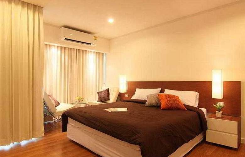 Sathorn Grace Hotel and Serviced Residence - Room - 5