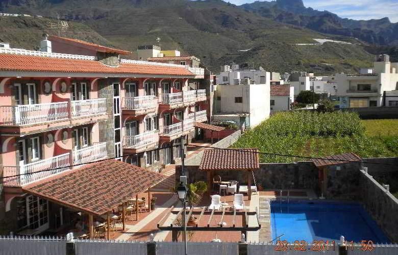 La Aldea Suites - Terrace - 7