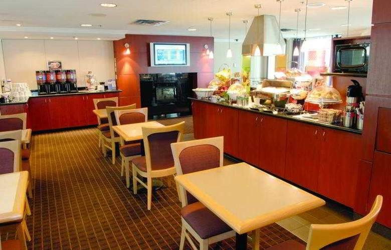 Hampton Inn & Suites by Hilton Downtown Vancouver - Restaurant - 6