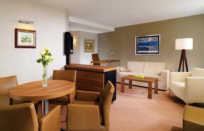 Sheraton Congress Hotel Frankfurt - Room - 30