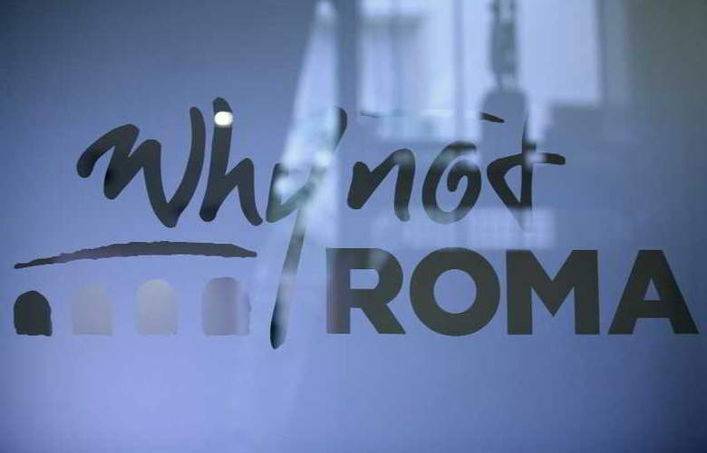 WHY NOT ROMA - Hotel - 0